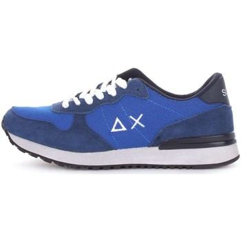 Chaussures Homme Baskets basses Sun68 Sun 68  S0001 Sneaker Homme Royal Royal