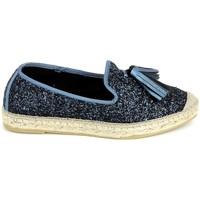 Chaussures Femme Espadrilles La Maison De L'espadrille 772 Bleu Bleu Clair
