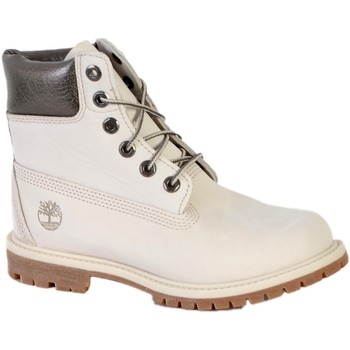Chaussures Femme Baskets montantes Timberland Chaussure  6IN Premium Boot Rainy Day A1BKI Gris