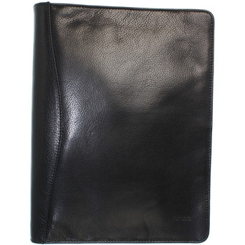 Sacs Porte-Documents / Serviettes Katana Conférencier Classeur  cuir ref_kat40624 noir Noir