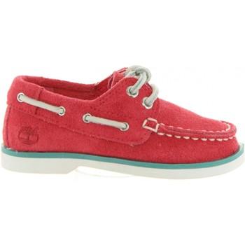 Chaussures Enfant Chaussures bateau Timberland A1L5V SEABURY Rojo