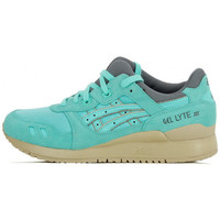 Chaussures Enfant Baskets basses Asics Gel Lyte 3 Junior - Ref. H6W7N-4747 Bleu