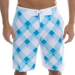 Vêtements Homme Maillots / Shorts de bain Freegun Boxer Bain Flottant Homme PATT Blanc Blanc