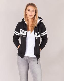 Vêtements Femme Sweats Lonsdale SHIRLEY Noir