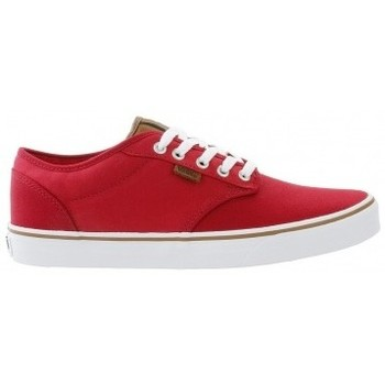 Vans VN-0 15GK6S Sneakers Homme Rouge Rouge - Chaussures Baskets basses Homme