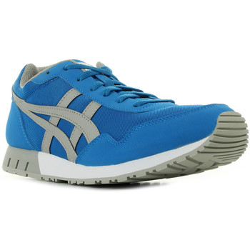 Chaussures Homme Baskets basses Asics Curreo bleu