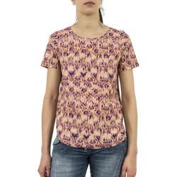 Vêtements Femme T-shirts manches courtes Street One 311245 orange