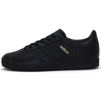 Chaussures Enfant Baskets basses adidas Originals Gazelle Junior - BY9146 Noir