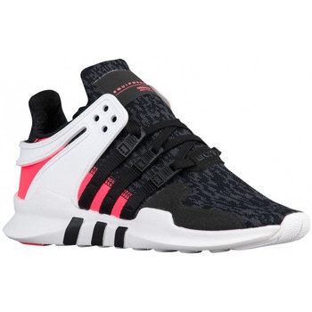 Chaussures Fille Baskets basses adidas Originals Equipment Support ADV Cadet - Ref. BB0546 Noir