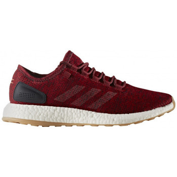 Chaussures Homme Baskets basses adidas Originals Pure Boost - Ref. BA8895 Bordeaux