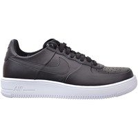 Chaussures Homme Baskets basses Nike Air Force 1 UltraForce Leather - 845052-001 Noir