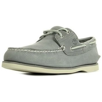 Chaussures Homme Baskets basses Timberland Classic Boat 2 Eye Gris