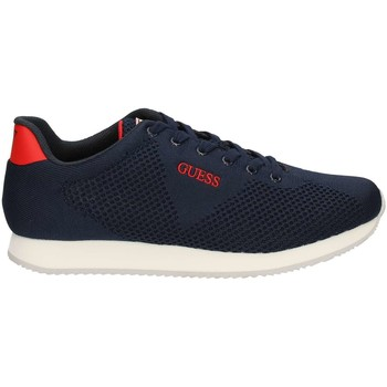 Chaussures Femme Baskets basses Guess FMJAG2 FAB12 Sneakers Man Bleu Bleu