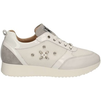 Chaussures Fille Baskets basses Liu Jo UB23024 Sneakers Enfant Blanc Blanc