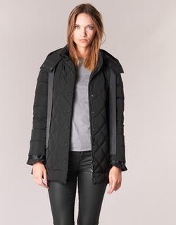Vêtements Femme Doudounes Armani jeans JERNDA Noir