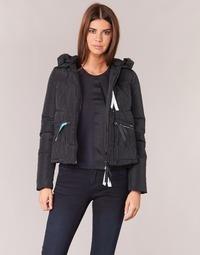 Vêtements Femme Doudounes Armani jeans JIORM Noir