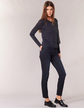 Vêtements Jeans Bobe Armani Bleu Slim Femme mOvNPy8nw0