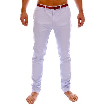 Vêtements Homme Chinos / Carrots Scotch & Soda homme - Pantalon casual   1501-01.80003 8717851955695