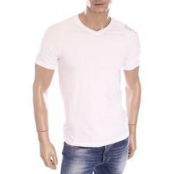 Vêtements Homme T-shirts manches courtes Armani Ea7 Short sleeve t-shirt White 277005 6P209  Man 8051495158266