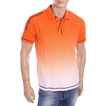 Vêtements Homme Polos manches courtes Armani Ea7 Short sleeves polo  273934 6P688  Man 8055352797919