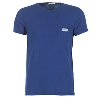 Vêtements Homme T-shirts manches courtes Scotch & Soda JURISCU Marine