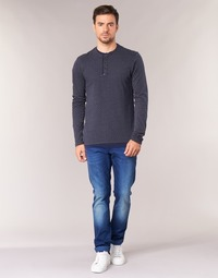 Vêtements Homme Jeans droit Scotch & Soda RALSTON Bleu medium