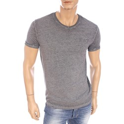 Vêtements Homme T-shirts manches courtes Armani Ea7 Short sleeve t-shirt grey 277030 6P602  Man 8055353184152