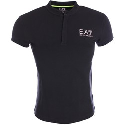 Vêtements Homme T-shirts manches courtes Armani Ea7 Short sleeve t-shirt Black 273953 6P661  Man 8051495138534