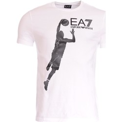 Vêtements Homme T-shirts manches courtes Armani Ea7 Short sleeve t-shirt White  273919 6P237  Man 8051495134406