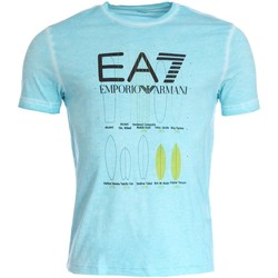 Vêtements Homme T-shirts manches courtes Armani Ea7 Short sleeve t-shirt  273948 6P237  Man 8051495137766