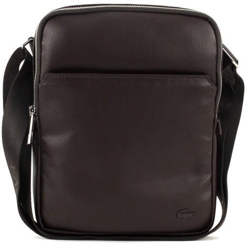 Sacs Homme Pochettes / Sacoches Lacoste homme - Sacoche   NH1741GL 3614034704260
