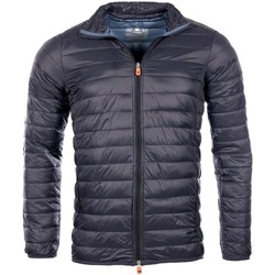 Vêtements Homme Doudounes Geographical Norway Down jacket Navy Blue  Duck   Man 8438564472100
