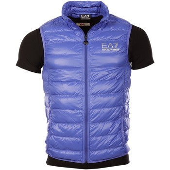 Vêtements Homme Doudounes Armani Ea7 Down jacket Blue 8NPQ01 PN29Z  Man 8052390699861