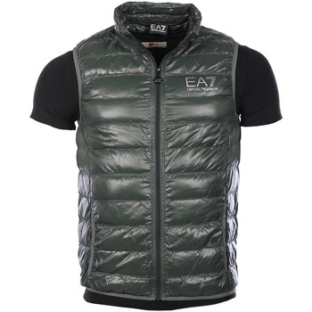 Vêtements Homme Doudounes Armani Ea7 Down jacket Green 8NPQ01 PN29Z  Man 8056685024901