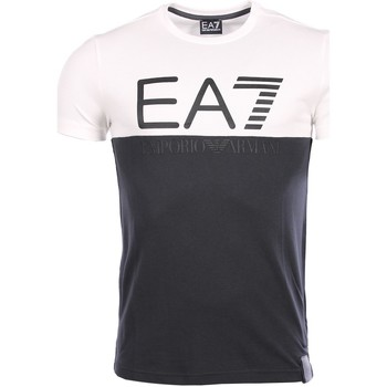 Vêtements Homme T-shirts manches courtes Armani Ea7 Short sleeve t-shirt Multicolor 6XPTC7 PJ32Z   Man 8053320885323