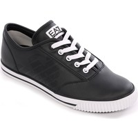 Chaussures Homme Baskets basses Armani Ea7 Trainers Black 288038 6A299   Man 8053320824575