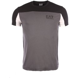 Vêtements Homme T-shirts manches courtes Armani Ea7 Short sleeve t-shirt Black 3YPTG7 PJ30Z  Man 8057019085773