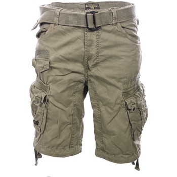 Vêtements Homme Shorts / Bermudas Geographical Norway homme - Bermuda    Parasol 8438564483502