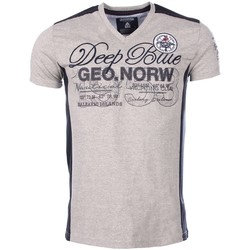 Vêtements Homme T-shirts manches courtes Geographical Norway Geographical Norway homme - T-shirt manches courtes  Geographica 8438564494522