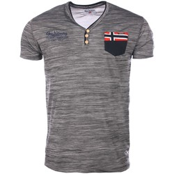 Vêtements Homme T-shirts manches courtes Marque: Geographical Norway, Sex Geographical Norway homme - T-shirt manches courtes  Geographica 8438564494867