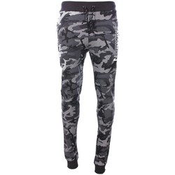 Vêtements Homme Pantalons de survêtement Geographical Norway Sweatpants Black Mycamo  Man 8438564496465