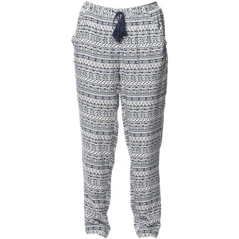 Vêtements Fille Chinos / Carrots Deeluxe PANTALON FILLE MANUELA print_tribal