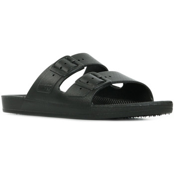 Chaussures Sandales et Nu-pieds Moses Freedom Slippers Black noir