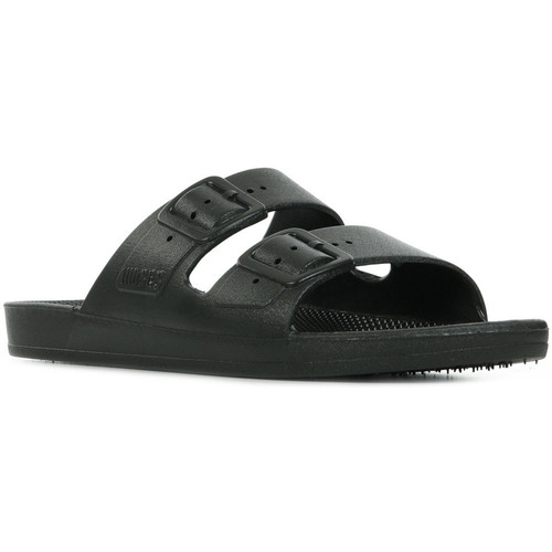 Moses Freedom Slippers Black noir - Chaussures Sandale