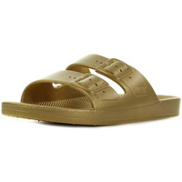Chaussures Femme Sandales et Nu-pieds Moses Freedom slippers GOLDIE dore