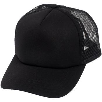 Accessoires textile Homme Casquettes First Price Trucker  kup black Noir