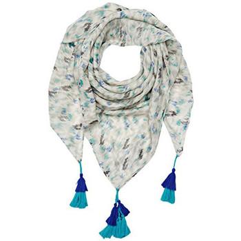 Accessoires textile Femme Echarpes   Etoles   Foulards Le Temps des Cerises  Foulard EMOTTA Blanc 1 8d875bfa27e