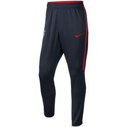 Vêtements Homme Pantalons de survêtement Nike Pantalon de survêtement  PSG Dry Strike - Ref. 809761-475 Bleu