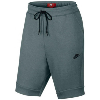 Vêtements Homme Shorts / Bermudas Nike Short  Tech Fleece - Ref. 805160-055 Bleu