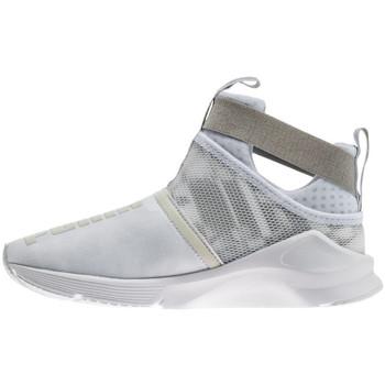Chaussures Femme Baskets montantes Puma Fierce Strap - Ref. 189461-02 Blanc